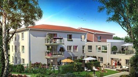 Appartement neuf Les Jardins de la Chapelle à Rillieux-la-Pape