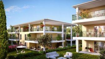 Appartements neufs Campagne Brunet éco-habitat à Aix-en-Provence