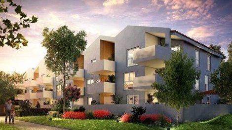 Appartements neufs Ondres C1 éco-habitat à Ondres