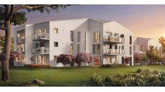 Appartements neufs Vibrato investissement loi Pinel à Bourgbarré
