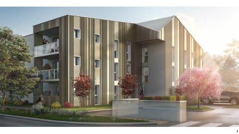 investir dans l'immobilier à Bourgbarré