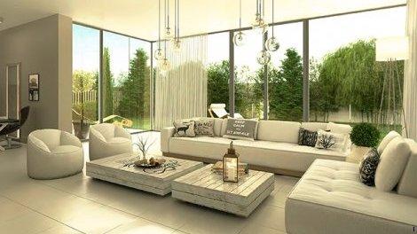Appartements et maisons neuves Bordeaux C2 éco-habitat à Bordeaux