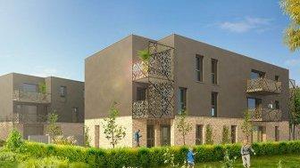 Appartements neufs Templeuve C1 éco-habitat à Templeuve