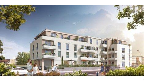 Appartements neufs Nova investissement loi Pinel à Le Mans