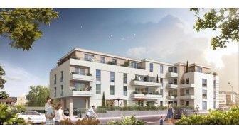 Appartements neufs Nova éco-habitat à Le Mans