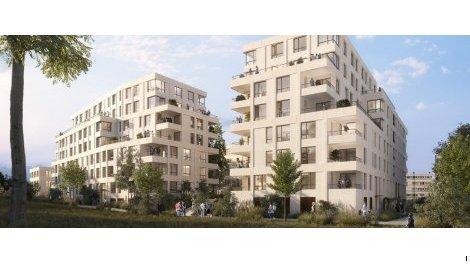 Appartements neufs Nevea investissement loi Pinel à Saint-Herblain