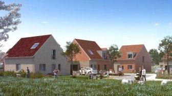 Appartements neufs Les Jardins du Bourg éco-habitat à Vendeville