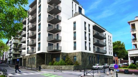Appartement neuf Le Locarno à Rennes