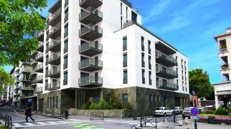 Appartements neufs Le Locarno investissement loi Pinel à Rennes