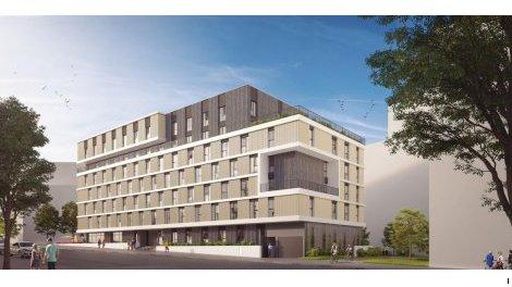 Appartement neuf Lemon à Brest