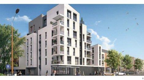 Appartement neuf Bianca éco-habitat à Rennes