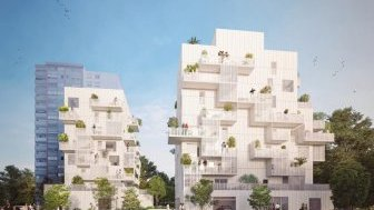Appartements neufs Babia Gora investissement loi Pinel à Rennes