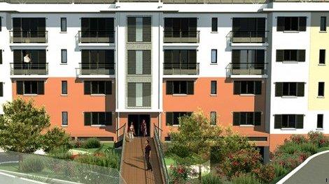 Appartement neuf Schoelcher C1 investissement loi Pinel à Schoelcher
