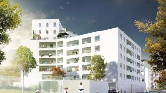 Appartements neufs The Bridge investissement loi Pinel à Saint-Nazaire