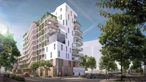 Appartements neufs Neo Verde investissement loi Pinel à Nantes