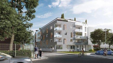 Appartement neuf Les Belles Lettres à Nantes
