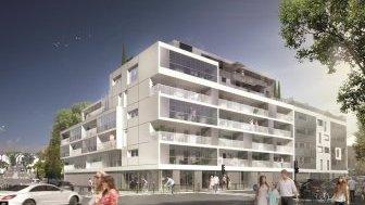 Appartements neufs Libertad éco-habitat à Rennes