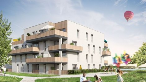Appartement neuf Villa Flore à Lanester