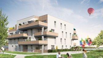 Appartements neufs Villa Flore investissement loi Pinel à Lanester