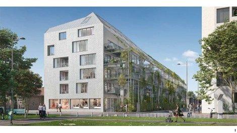 Appartement neuf Ekko éco-habitat à Bordeaux