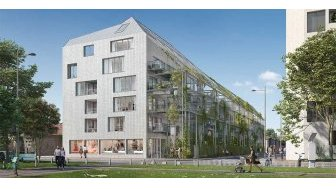 Appartements neufs Ekko éco-habitat à Bordeaux