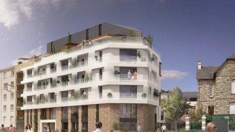 Appartement neuf Altéa Park investissement loi Pinel à Rennes