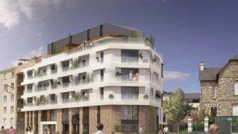 Appartements neufs Altéa Park investissement loi Pinel à Rennes