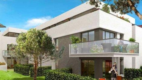Appartements neufs La Baule-Escoublac C1 investissement loi Pinel à La Baule-Escoublac