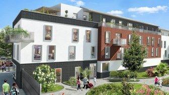 Appartements neufs Le Carré des Poètes investissement loi Pinel à Crosne