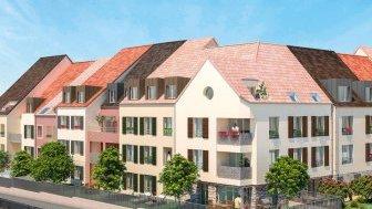 Appartements neufs Les Jardins d'Angélys investissement loi Pinel à Brou-sur-Chantereine