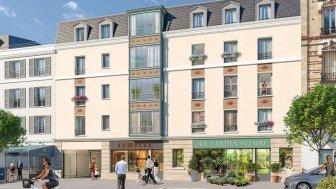 Appartements et maisons neuves Résidence Sinopia investissement loi Pinel à Chatou
