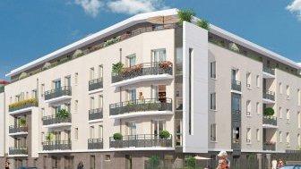 Appartements neufs Rive Gauche éco-habitat à Viroflay