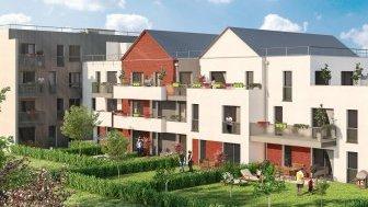 Appartements neufs Les Jardins d'Orélie à Orléans