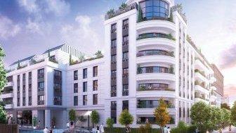 Appartements neufs Résidence Cosmopolitan investissement loi Pinel à Saint-Ouen