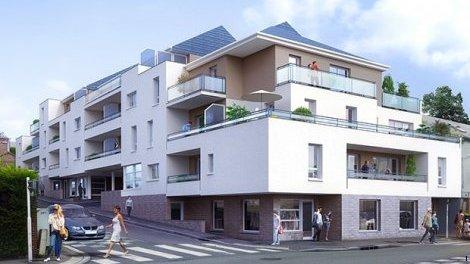 Appartement neuf Déville-les-Rouen C1 investissement loi Pinel à Déville-les-Rouen