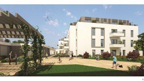 Appartements neufs Parenthèse investissement loi Pinel à Angers