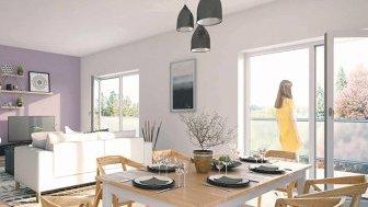 Appartements neufs Cluses C1 investissement loi Pinel à Cluses