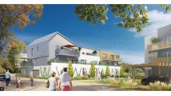 Appartements neufs Séquence II éco-habitat à Angers