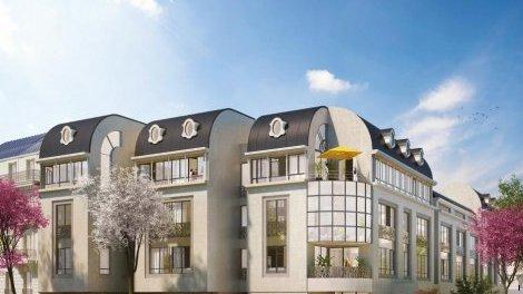Appartement neuf Gemme investissement loi Pinel à Rueil-Malmaison