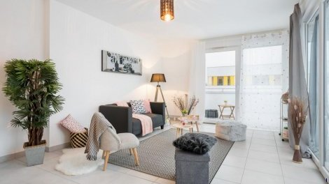 logement neuf à Charnay-les-Mâcon