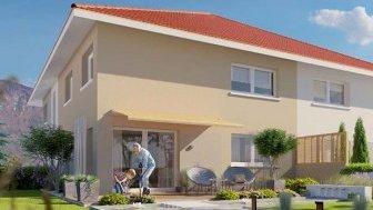 Appartements neufs Vougy C1 investissement loi Pinel à Vougy