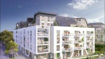 Appartements neufs Intemporel investissement loi Pinel à Saint-Malo