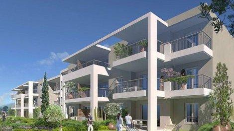 Appartement neuf Nice C5 éco-habitat à Nice
