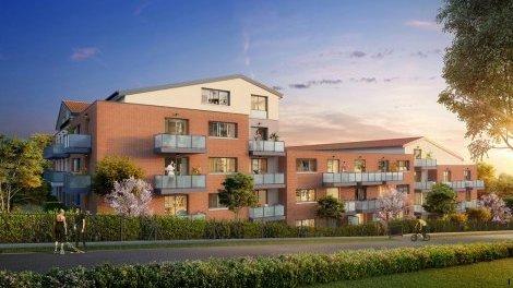 Appartement neuf Résidence Théodora à Castanet-Tolosan