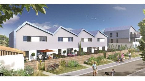 Appartement neuf Séquence investissement loi Pinel à Angers