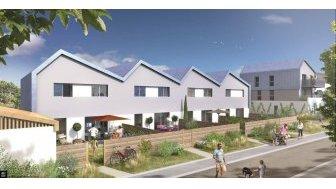 Appartements neufs Séquence éco-habitat à Angers