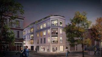 Appartements neufs Le Carat éco-habitat à Angers