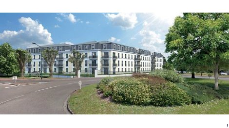 Appartement neuf Epona à Saumur