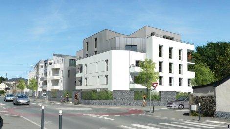 Appartement neuf Garden Park II à Angers