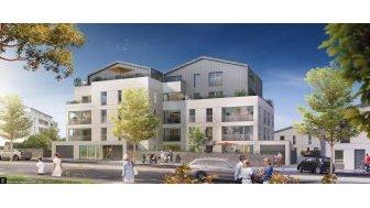 Appartements neufs Confidence éco-habitat à Angers